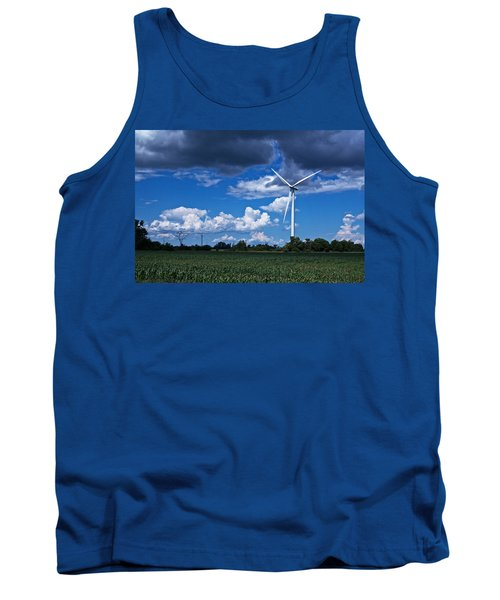 Capture The Wind Tank Top