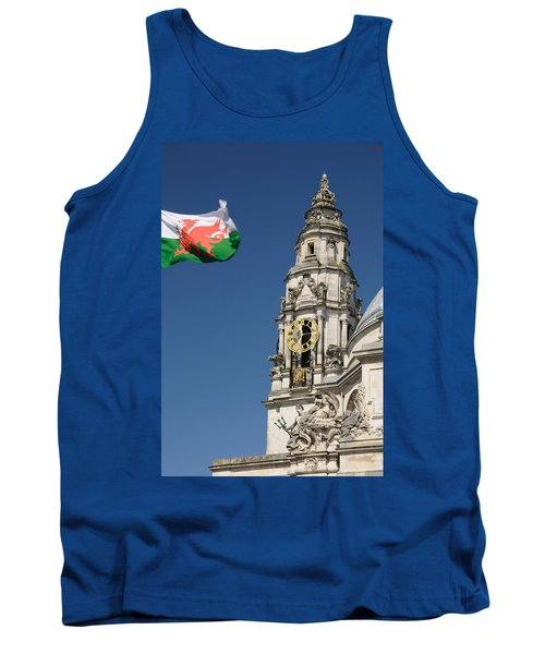 Cardiff City Hall Tank Top