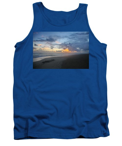 Caribbean Sunrise Tank Top