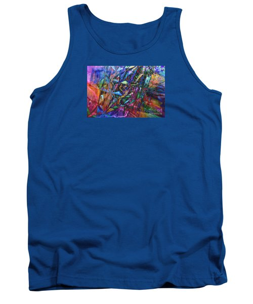 Tank Top featuring the photograph Carnival by Nareeta Martin