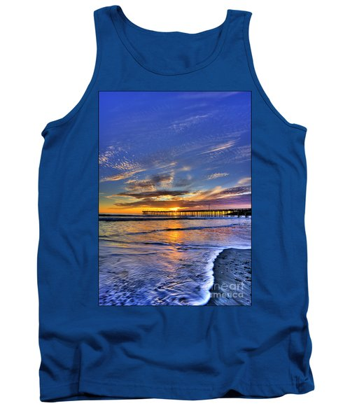 Cayucos Sunset Tank Top