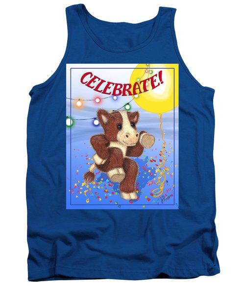 Celebrate Tank Top