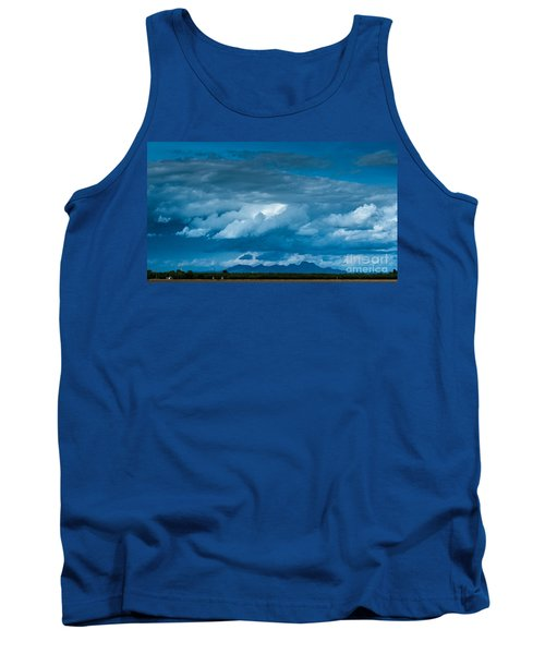 Central Valley Clouds Tank Top