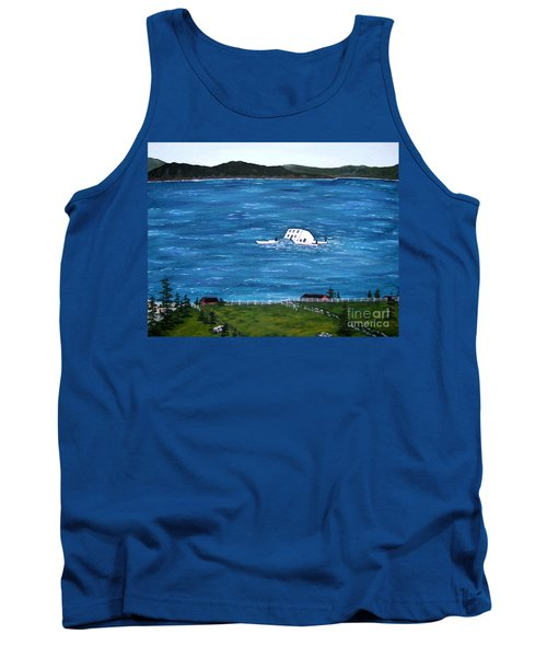 Challenges Tank Top by Barbara Griffin