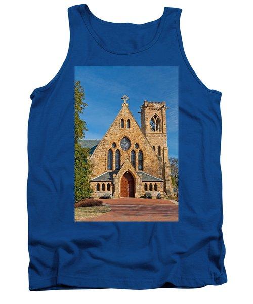 Chapel At Uva Tank Top