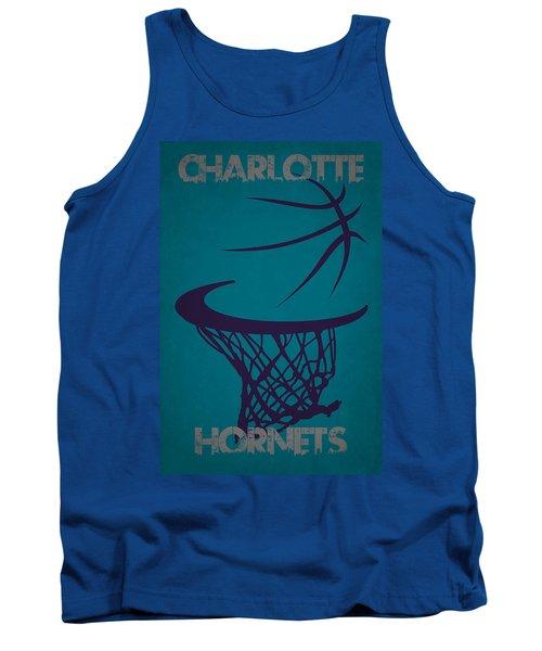 Charlotte Hornets Hoop Tank Top