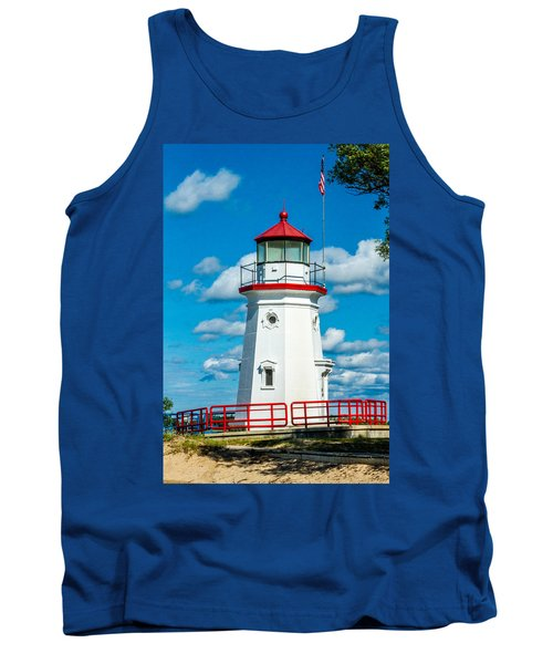 Cheboygan Crib Tank Top