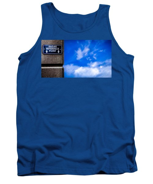 Check Your  Radar Here Tank Top