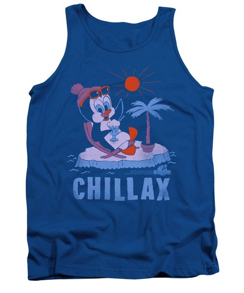 Chilly Willy - Chillax Tank Top by Brand A