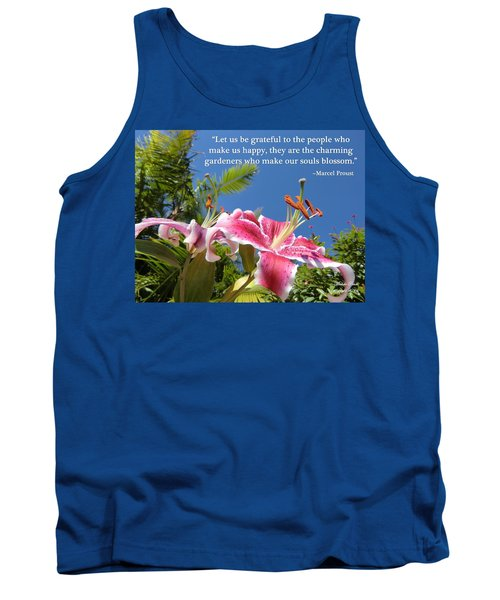 Choose Your Quote Choose Your Picture 17 Tank Top