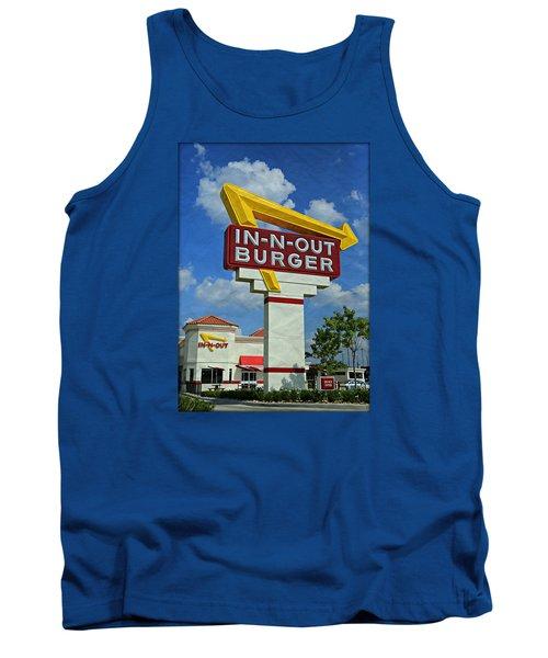 Classic Cali Burger 1.1 Tank Top