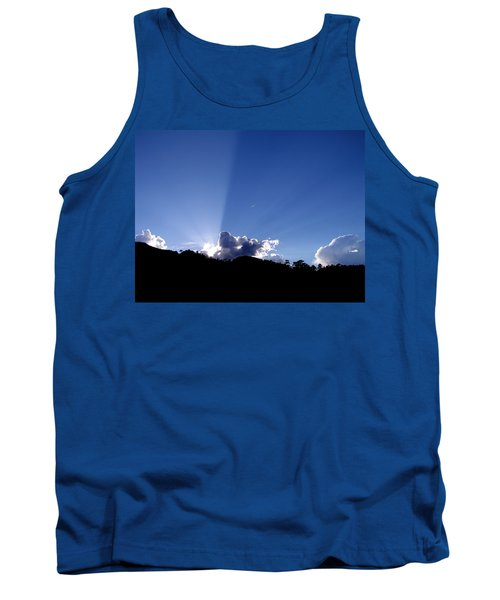 Cloud Rays Tank Top