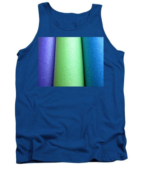 Colorscape Tubes A Tank Top