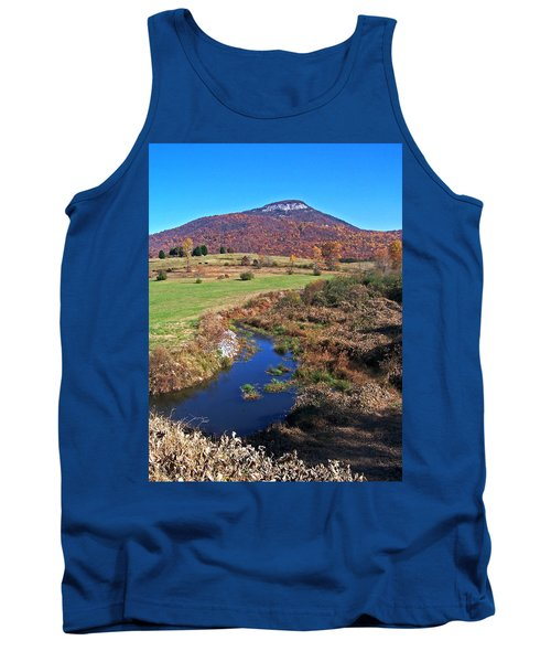 Creek In The Valley Tank Top