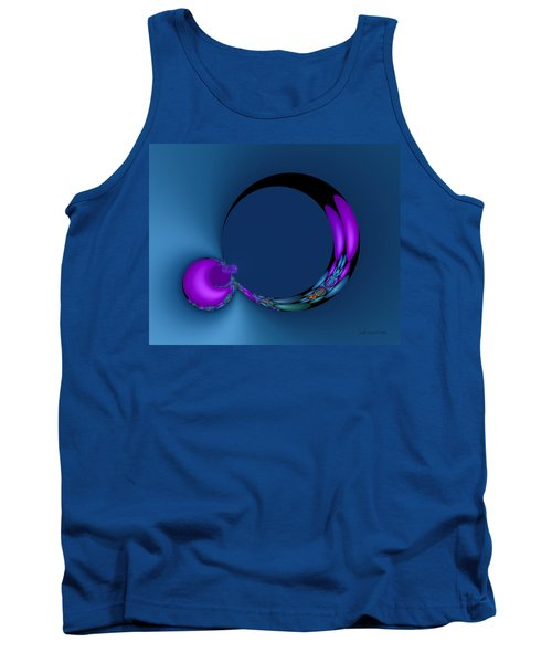 Crescent Moons Tank Top