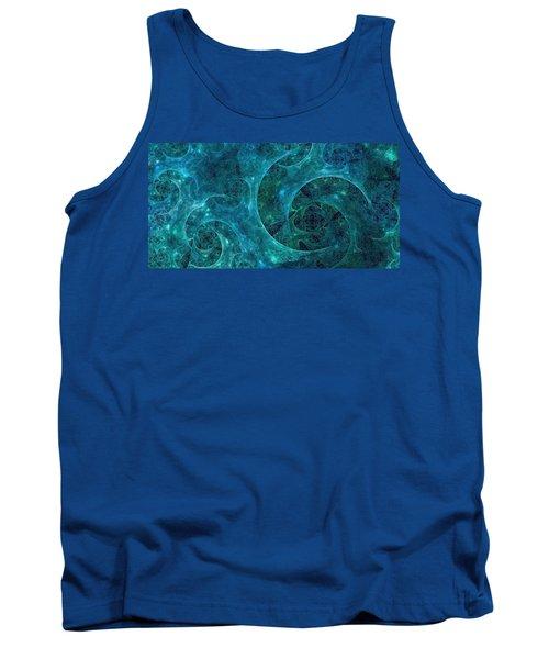 Crystal Nebula-ii Tank Top