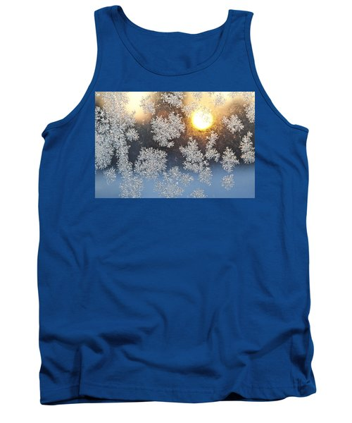 Crystal Sunrise Tank Top