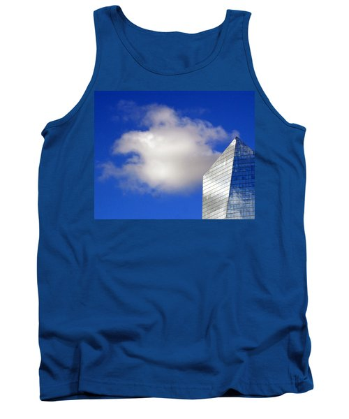 Cumulus And Cira Tank Top by Lisa Phillips