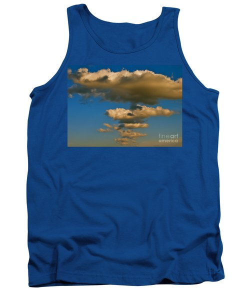 Tank Top featuring the photograph Dali-like by Joy Hardee