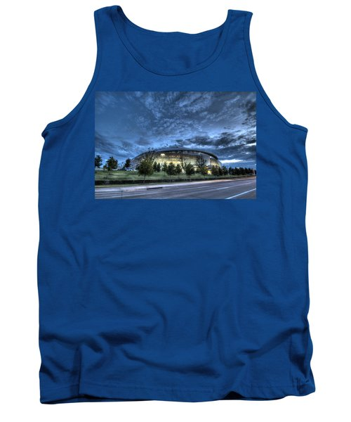 Dallas Cowboys Stadium Tank Top