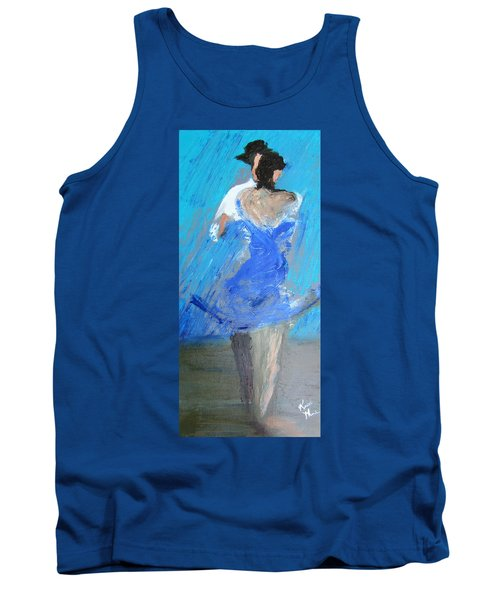 Dance In The Rain Tank Top by Keith Thue