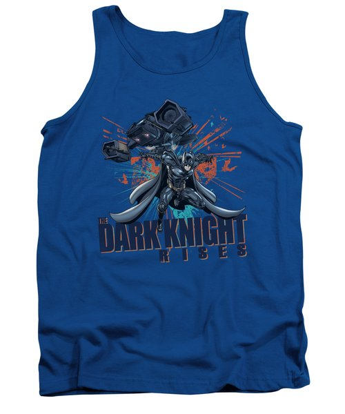 Dark Knight Rises - Batwing Tank Top
