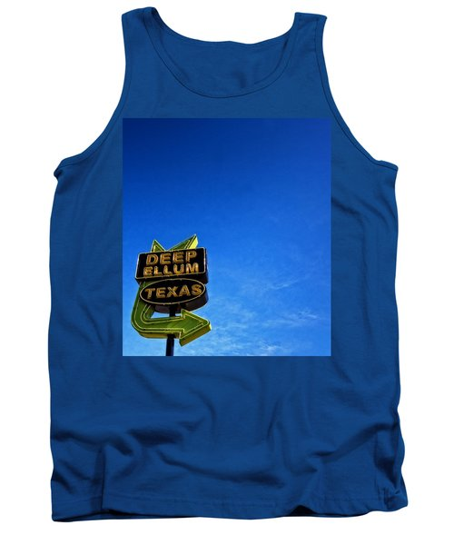 Deep Ellum Tank Top by Mark Alder