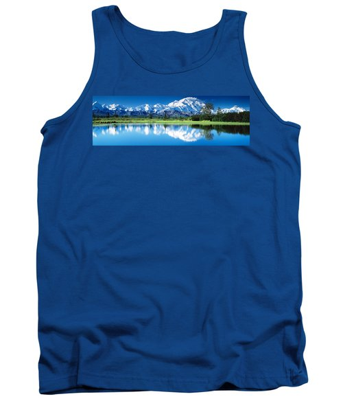 Denali National Park Ak Usa Tank Top