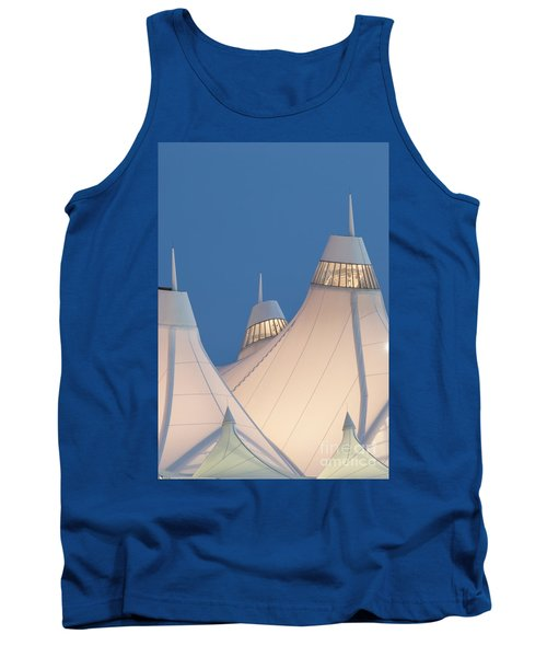 Denver International Airport Tank Top