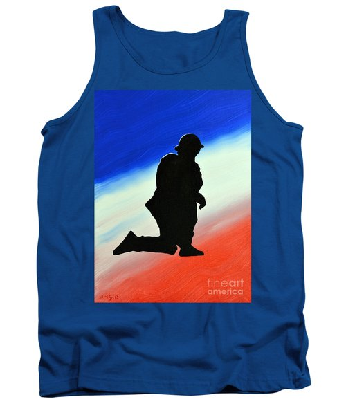 Desert Duty II Tank Top