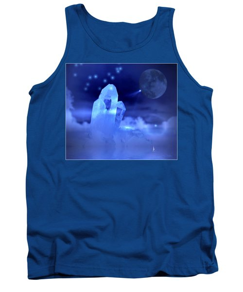Tank Top featuring the photograph Discoveries by Joyce Dickens