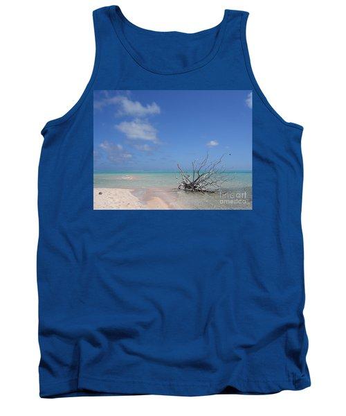 Dream Atoll  Tank Top