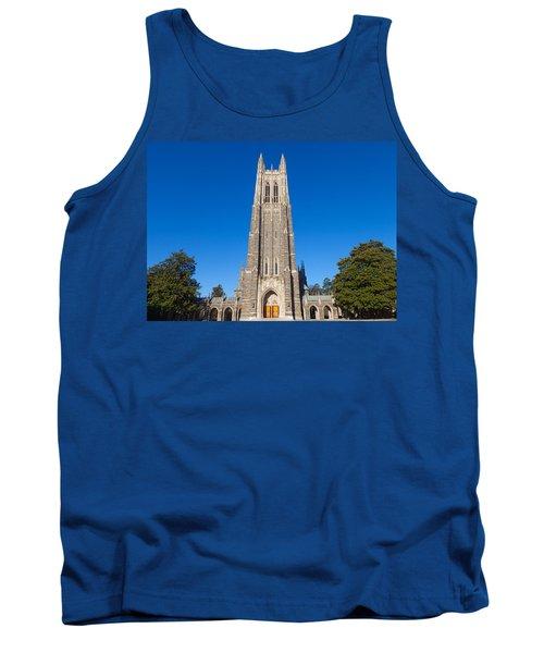 Duke Chapel Tank Top
