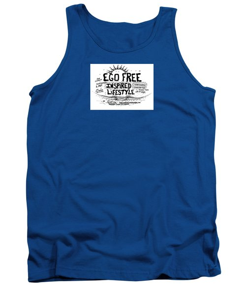 Ego Free Inspired Lifestyle Tank Top