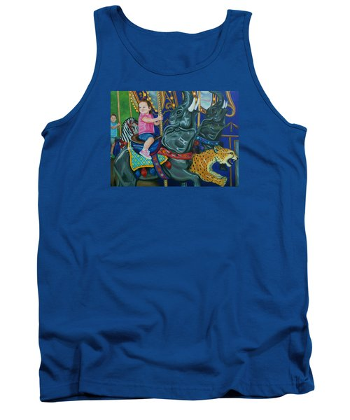 Elephant Ride Tank Top