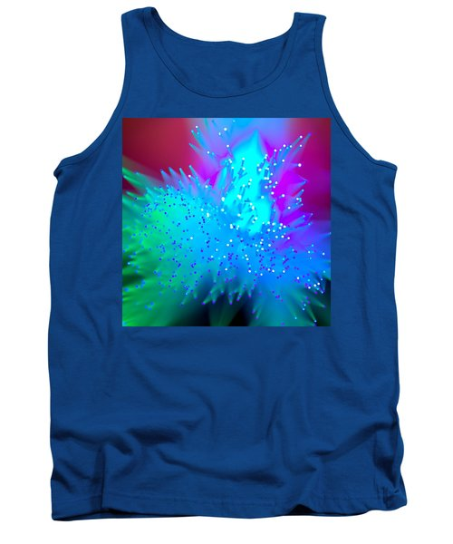Tank Top featuring the photograph Exodus by Dazzle Zazz