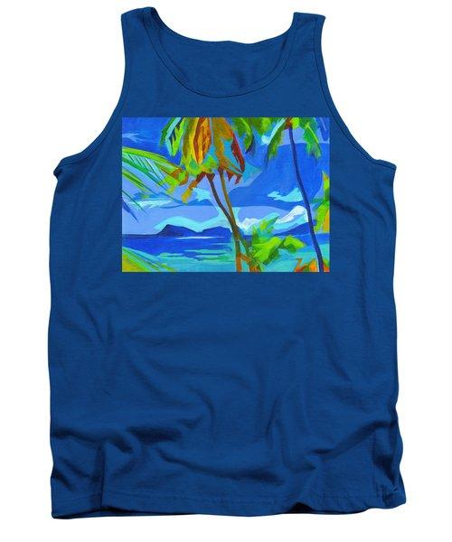 Dream Islands. Maui Tank Top