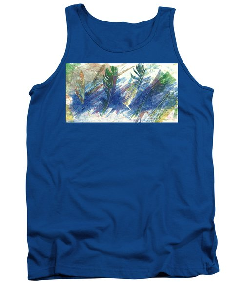 Feather Dance Tank Top