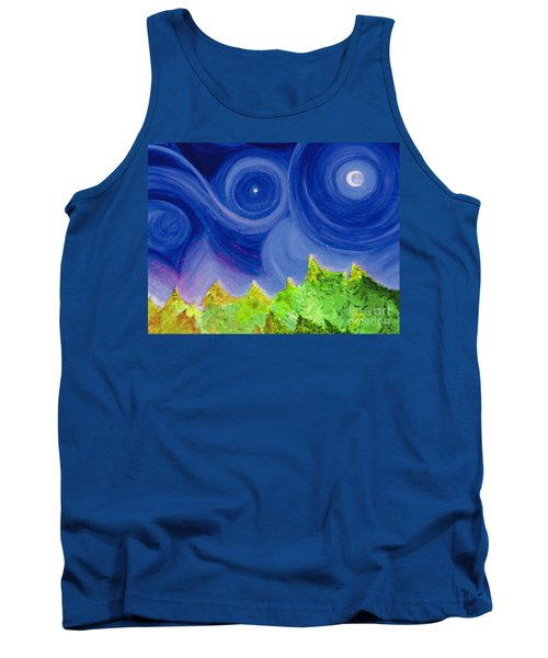 First Star By  Jrr Tank Top by First Star Art