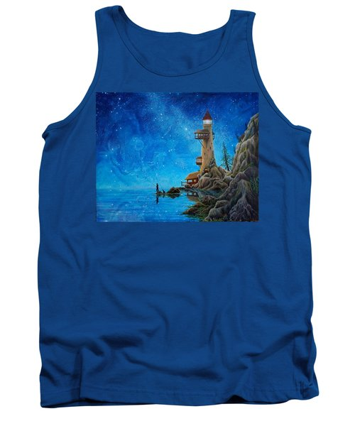 Fishing Tank Top