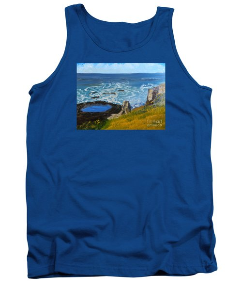 Flagstaff Point  Tank Top by Pamela  Meredith