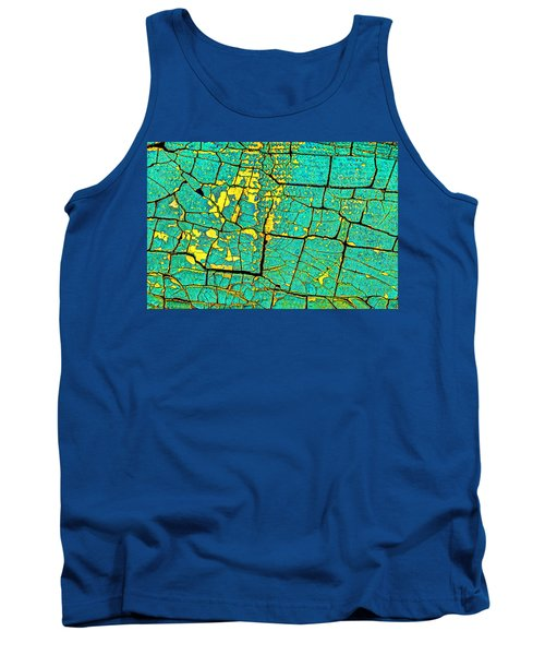 Tank Top featuring the photograph Flyover Country by Jerry Gammon