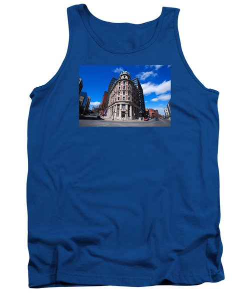 Tank Top featuring the photograph Fork Albany N Y by John Schneider