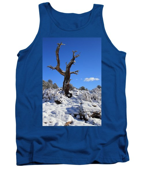Fresh Blanket Of Snow Tank Top