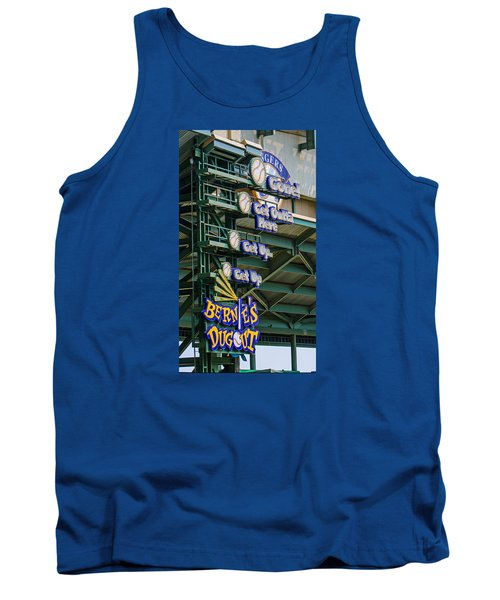 Get Outta Here   Tank Top by Susan  McMenamin