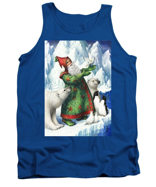 Gift Of Peace Tank Top