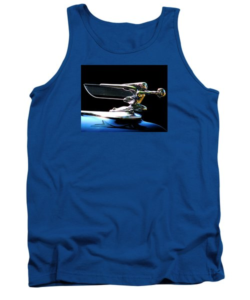 Goddess Of Speed Tank Top