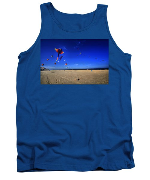 Gone Flyin Tank Top