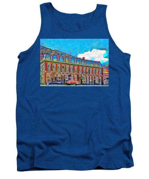 Grand Imperial Hotel Tank Top