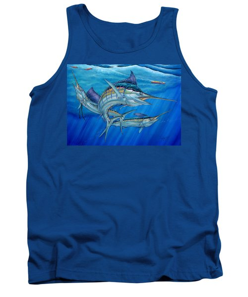 Grand Slam And Lure. Tank Top